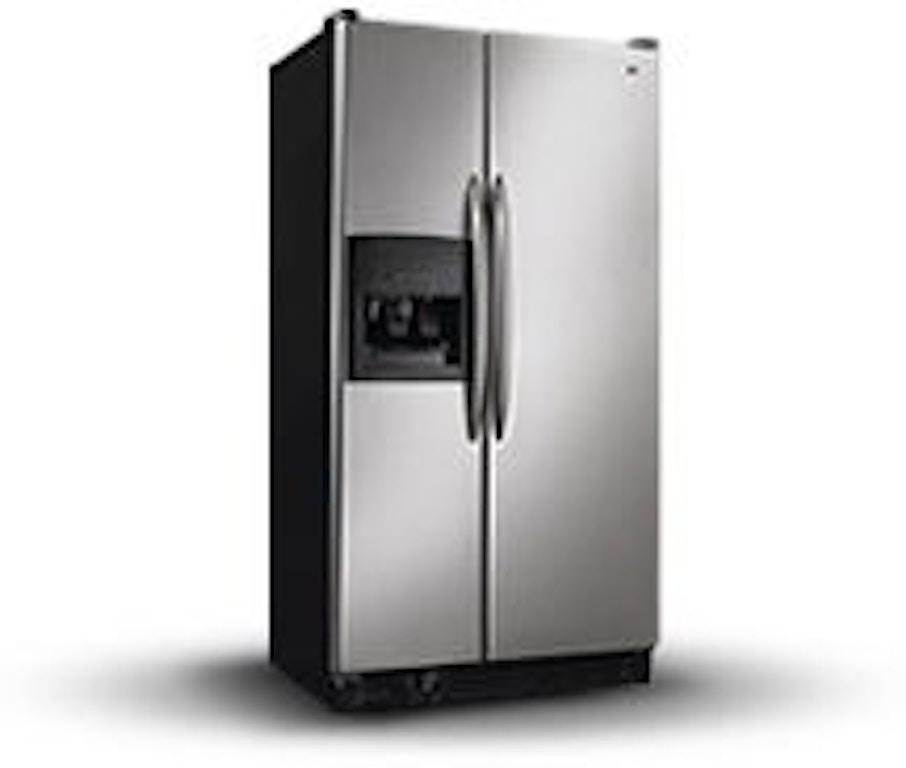 Amana Kitchen Side By Side Refrigerator Asd2575brs Sides
