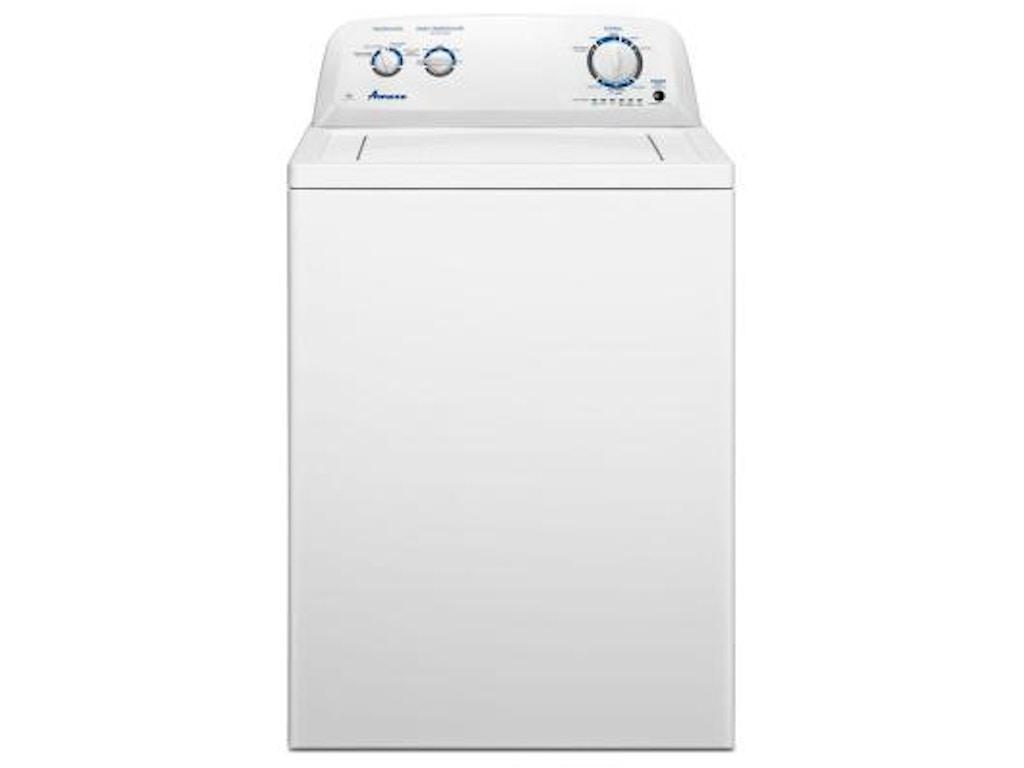 Amana Appliances 3 5 Cu Ft Top Load Washer Ntw4516fw