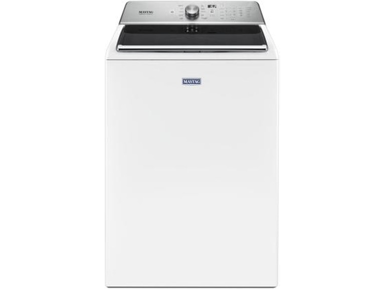 Maytag Appliances Commercial Grade Residential Dryer MEDP575GW At Sides Furniture Bedding