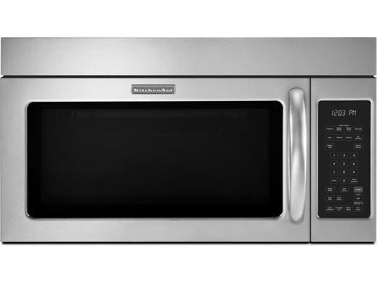 Kitchenaid Microwave Hood Combination Khms2040bss