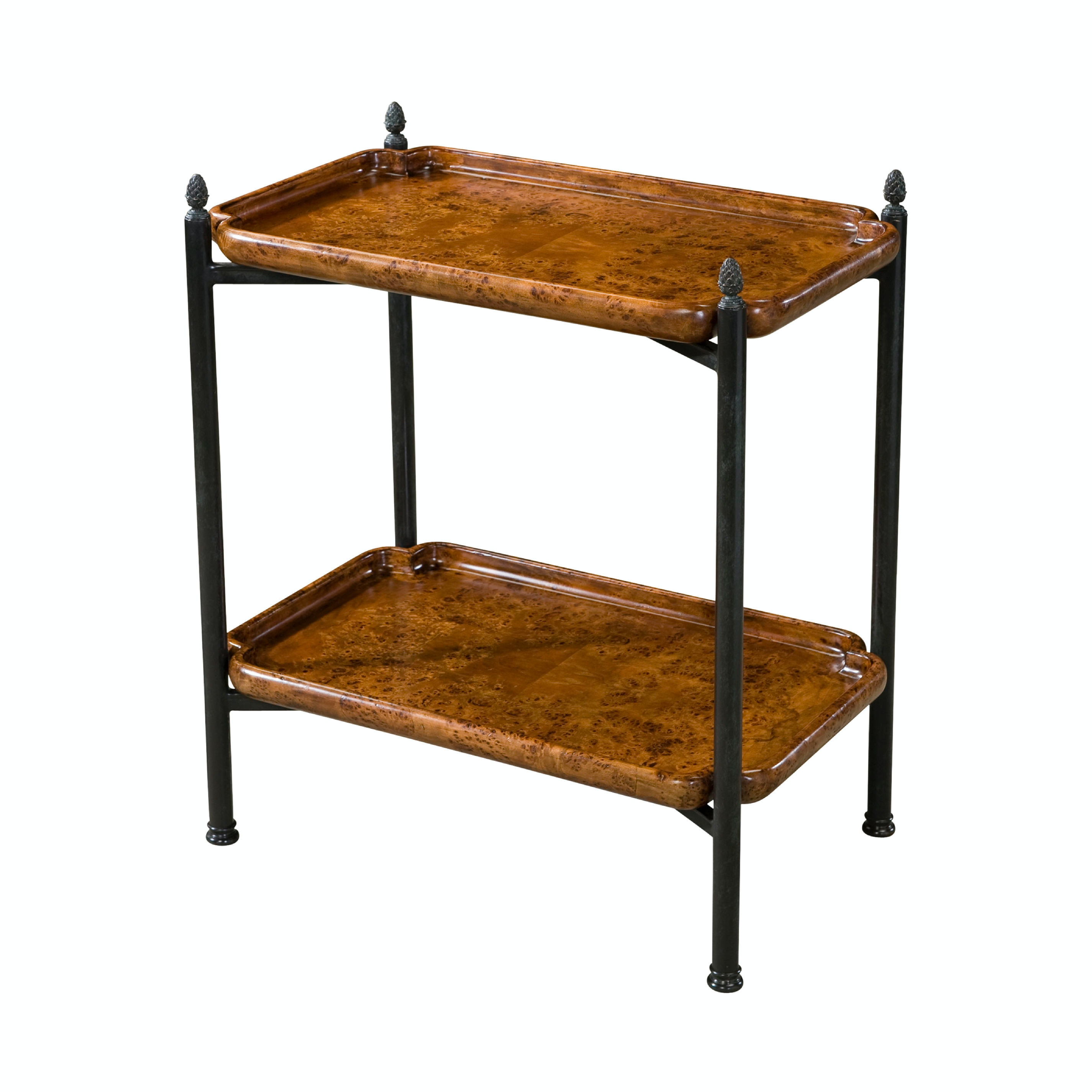 ... Stacy Furniture Grapevine By Theodore Alexander Living Room Butler S  Tray 1121 038 ...