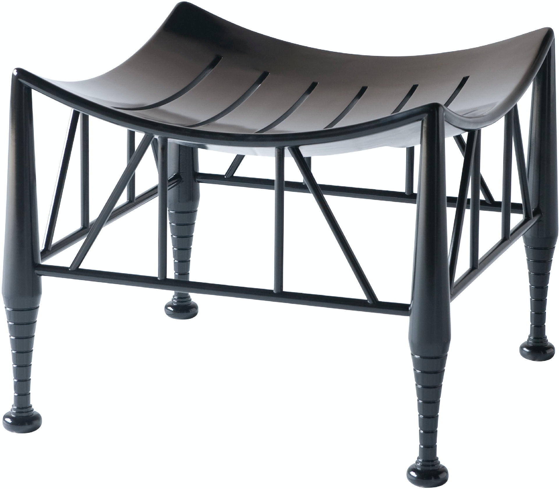 Living At Home Abo theodore living room nimble stool 4402 041 2abo