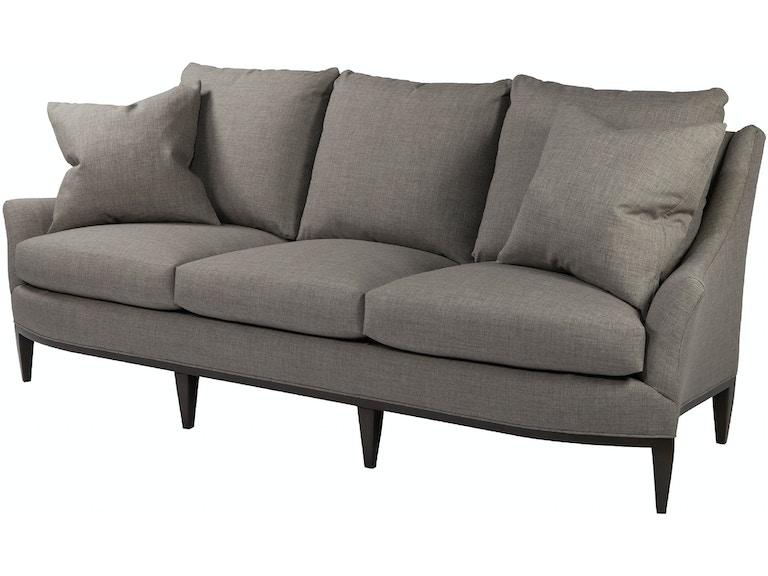 Theodore Alexander Living Room Bijou Sofa 613 30 Georgia Furniture Savannah Ga