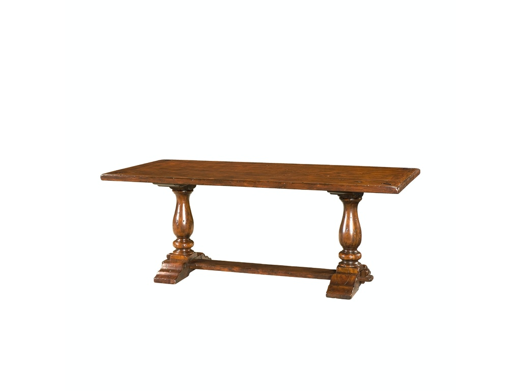 Theodore Alexander Country Kitchen Table