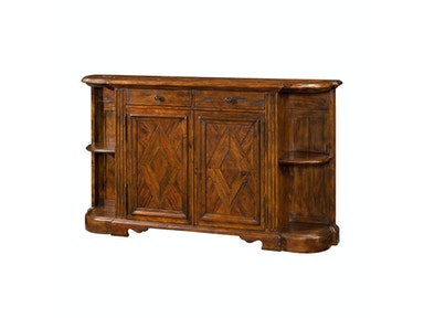 Theodore Alexander Holly Maze Cabinet