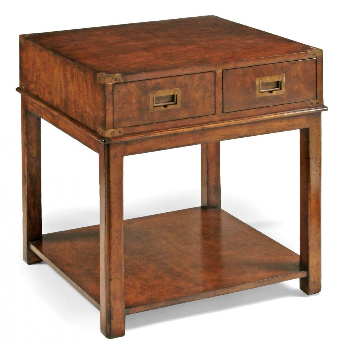 Jonathan Charles Campaign End Table 492059