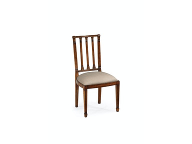 Jonathan Charles Dining Chair With Column Back (Side) 492464