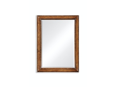 Jonathan Charles Oak Cushion Frame Mirror (Plain)