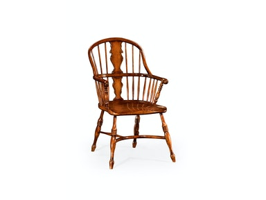 Jonathan Charles Windsor Chair With Splat Back (Arm) 492641