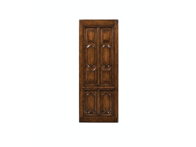 Jonathan Charles A Pair Of Walnut Wall Hangings 493399