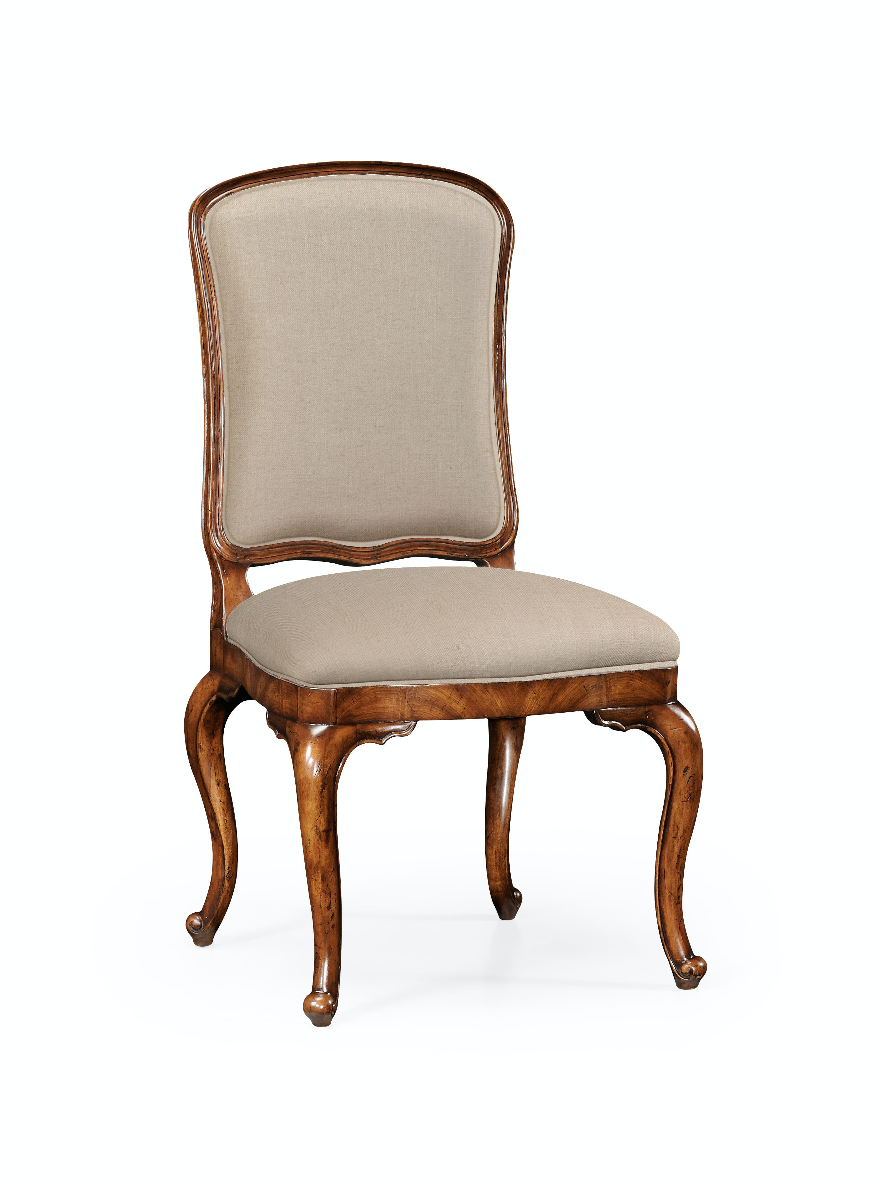 Jonathan Charles French Dressing Chair, Upholstered In Mazo 494055 CWM F001