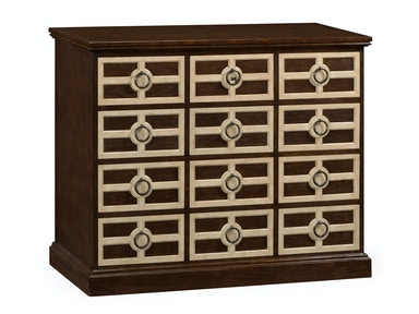 Jonathan Charles Midmoor Chest Of Drawers 530130-BRN