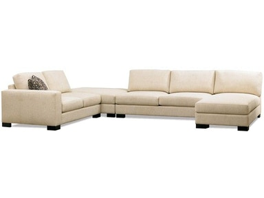 Precedent Furniture Jake Sectional 2665 Sectional