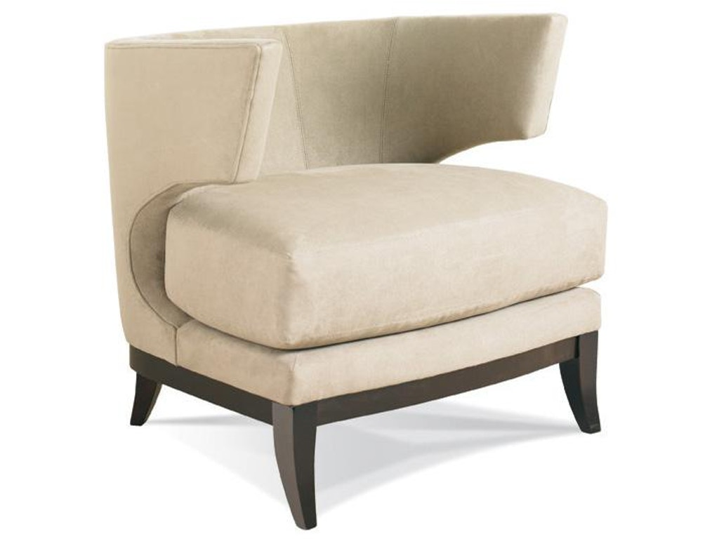 Precedent furniture living room upholstered arm chair 2673 c1 mcelherans fine furniture for Upholstered living room chairs with arms