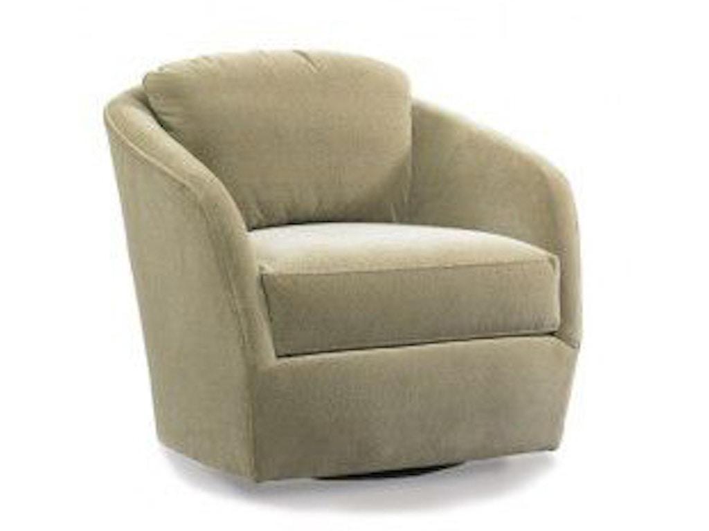 Precedent Furniture Living Room Swivel Chair 3119 C3 Mcelherans Fine Furniture Edmonton Ab