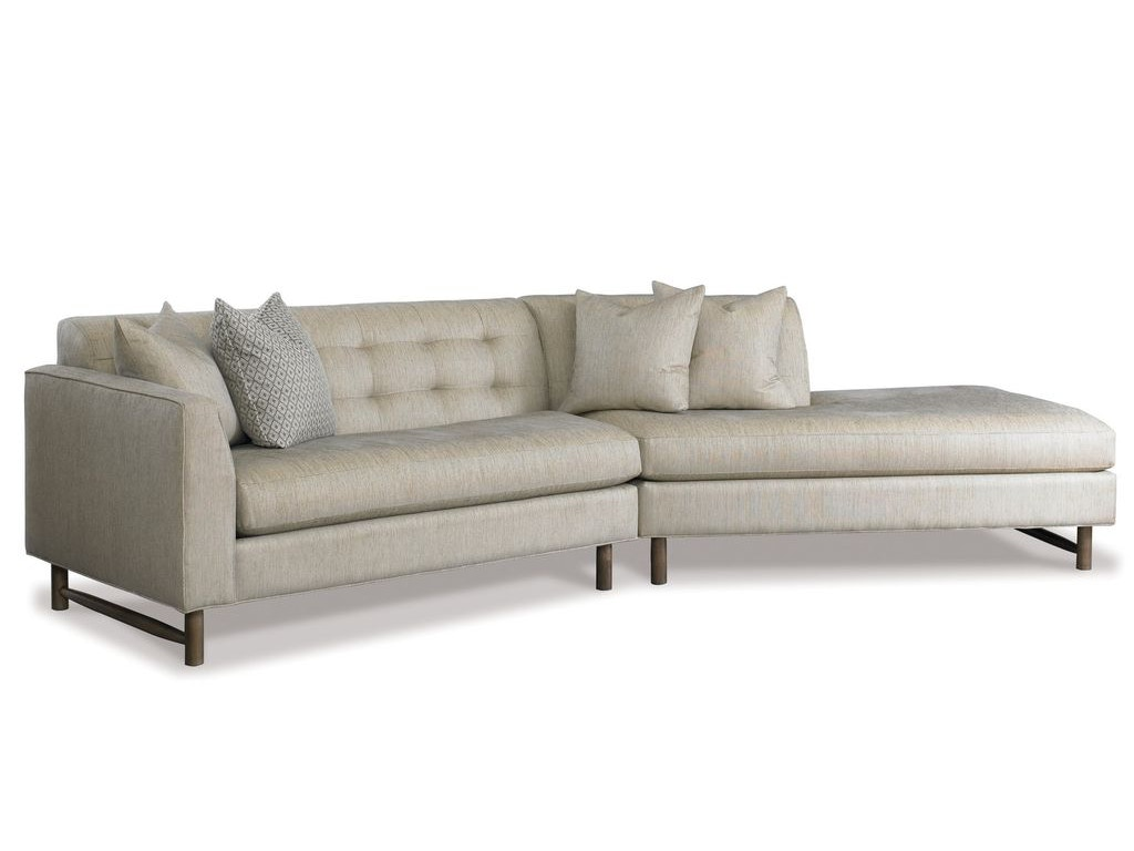 Precedent furniture living room keaton sectional 4125 for Chaise edmonton