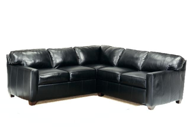 Precedent Furniture Ethan Leather Series Sectional L2145 Sectional