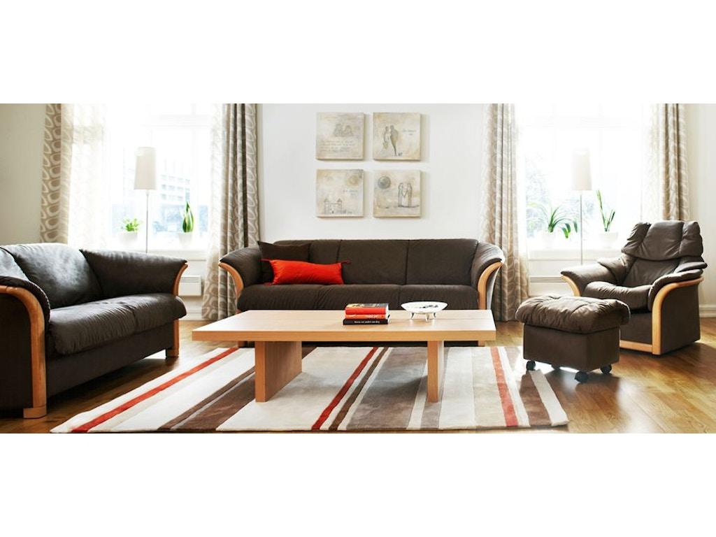 Stressless By Ekornes Living Room Ekornes Manhattan 3 Seats 2252030 Morris Furniture Company