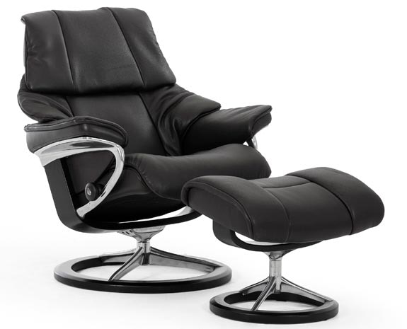 Stressless By Ekornes Living Room Stressless Reno Large Signature