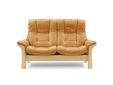 Stressless by Ekornes Stressless® Buckingham Highback 2 Seater Large Stressless Buckingham Highback 2 Seater Large