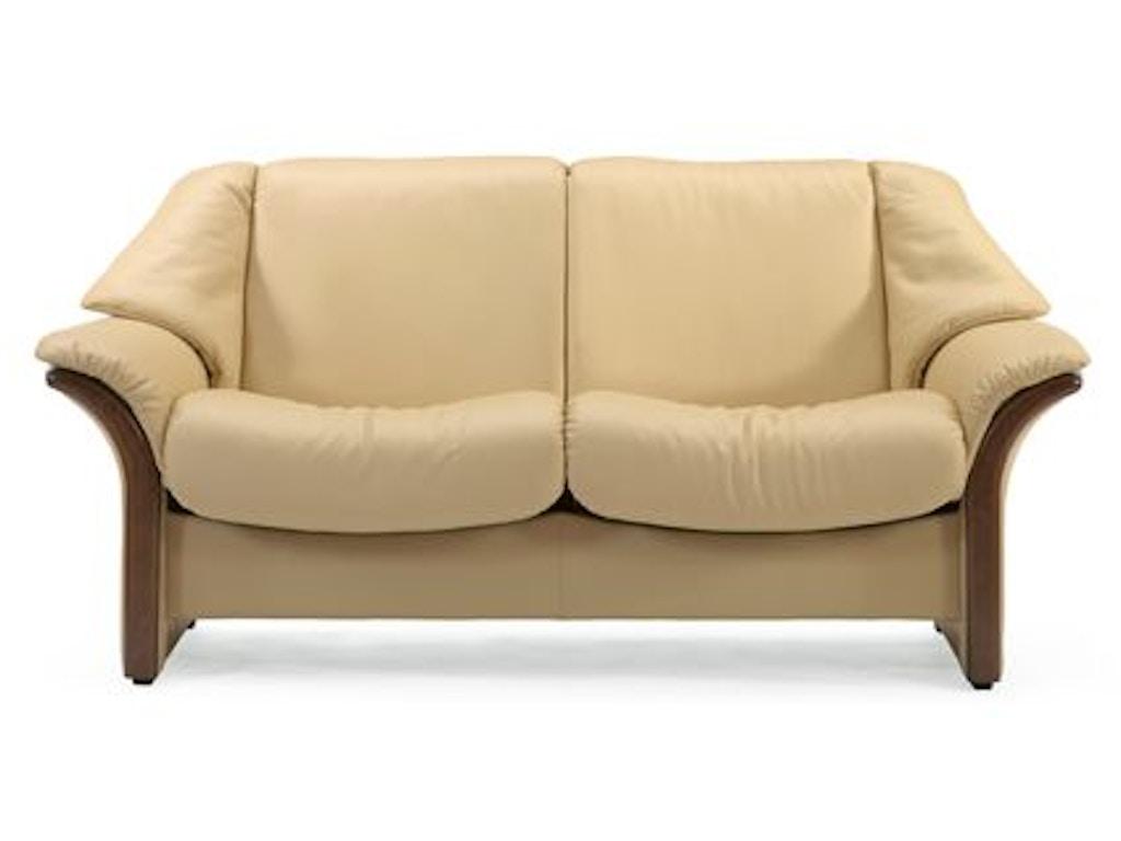Stressless By Ekornes Spokane Only Living Room Stressless Eldorado Lowback 2 Seater Medium