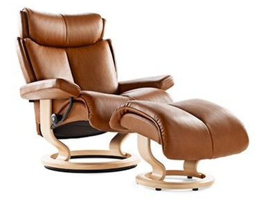 Stressless by Ekornes Stressless® Magic Large Classic Base Stressless Magic Large Classic Base