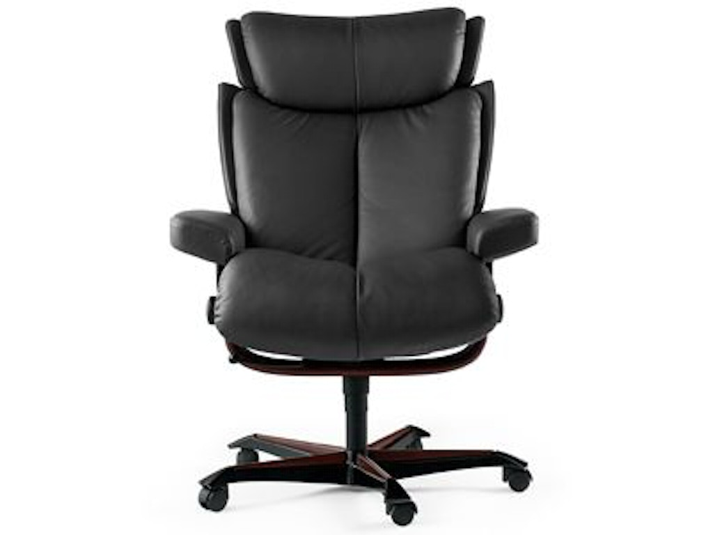 stressless by ekornes home office stressless magic office. Black Bedroom Furniture Sets. Home Design Ideas