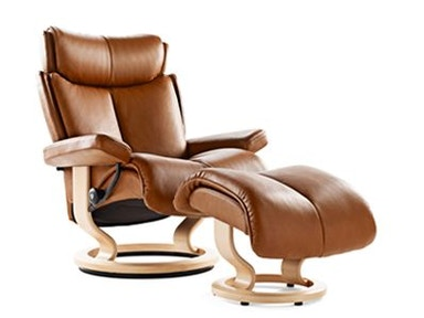 Stressless by Ekornes Stressless® Magic Small Classic Base Stressless Magic Small Classic Base