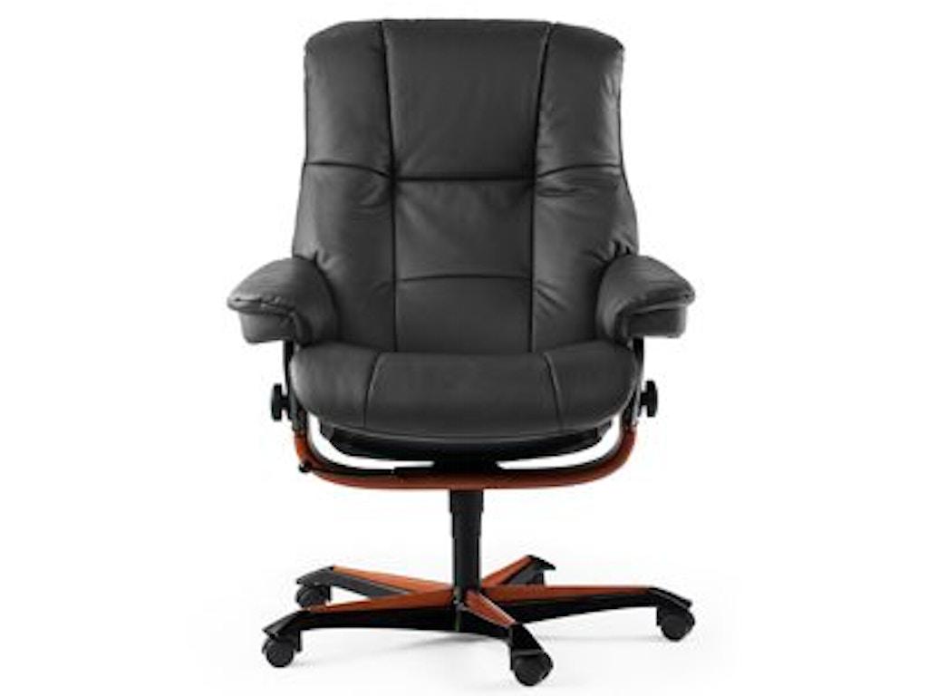 stressless by ekornes home office stressless mayfair. Black Bedroom Furniture Sets. Home Design Ideas