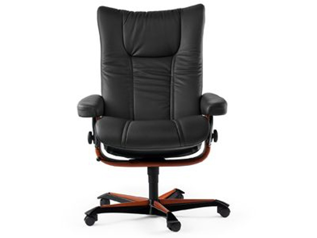 stressless by ekornes home office stressless wing office. Black Bedroom Furniture Sets. Home Design Ideas