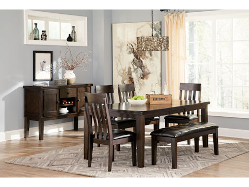 Hansen 39 S Exclusives Rect Dining Room Ext Table 600104236 Hansens Furniture Modesto And