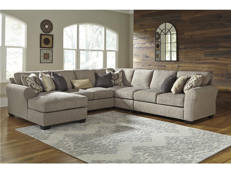 Signature Design by Ashley Living Room Sectional 39102XX ...