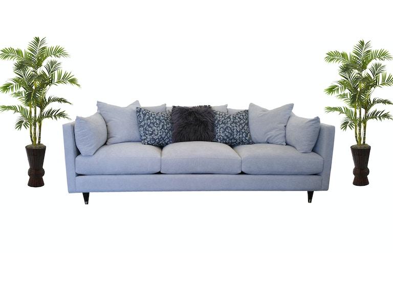 Jonathan Louis International Living Room Pia Estate Sofa