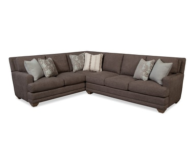 Craftmaster Sectional 7536 2PC SECTIONAL