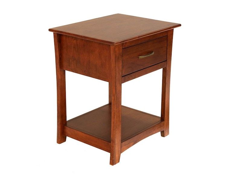 A America Grant Park One Drawer Nightstand GPK-PE-5-76-0