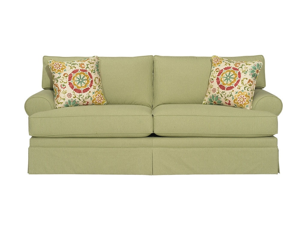 Craftmaster living room sofa 935450 norwood furniture for Living room queen creek