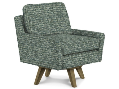 Best Home Furnishings Swivel Chair OACRBC2508RA
