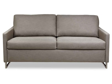 Two Cushion Queen Sleeper Sofa