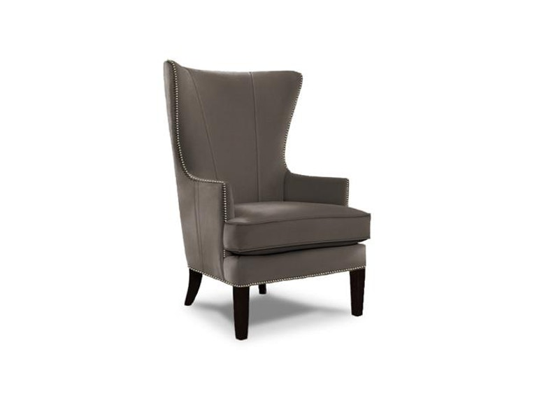 Bassett Whitney Leather Accent Chair 522782