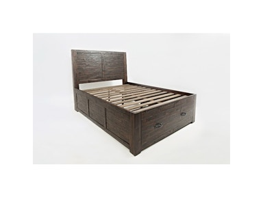 Jofran Jackson Lodge Full Storage Panel Bed G68291