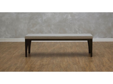 "Amisco Upright 60"" Dining Bench 547166"
