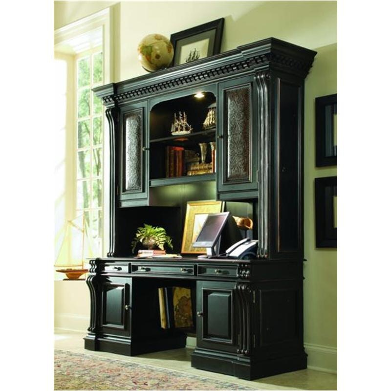 Hooker Furniture Telluride Computer Credenza With Hutch G66497
