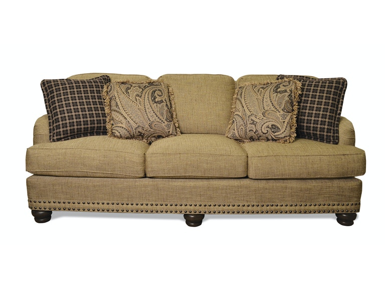 Smith Brothers Living Room Lincoln Sofa 494940 Kittle 39 S Furniture Indiana