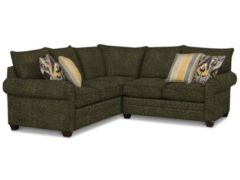 Bassett Living Room Alex Ii Piece Sectional Kittle S