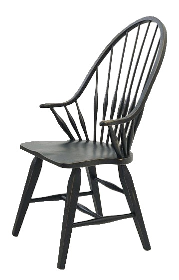Broyhill ATtic Heirlooms Windsor Arm Chair 321662