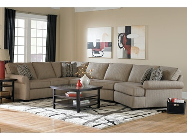 Broyhill Ethan 3 Piece Sectional G67627