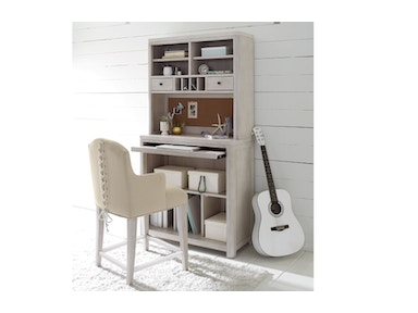 Legacy Classic Kids Indio Desk and Hutch  G68390