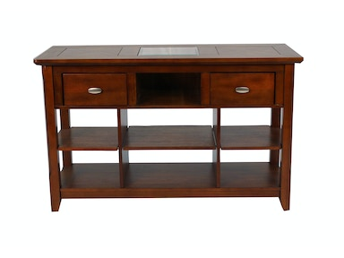 Jofran Bellingham Sofa/Media Table 464451