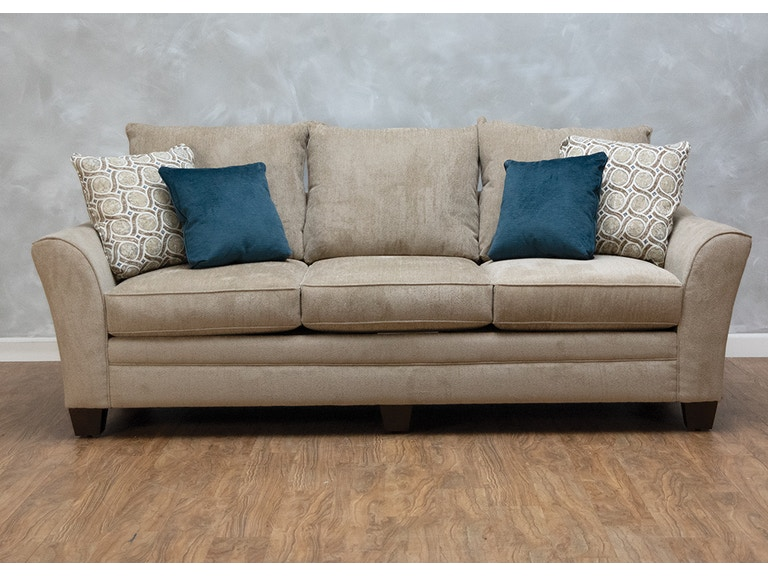 Klaussner Living Room Posen Sofa