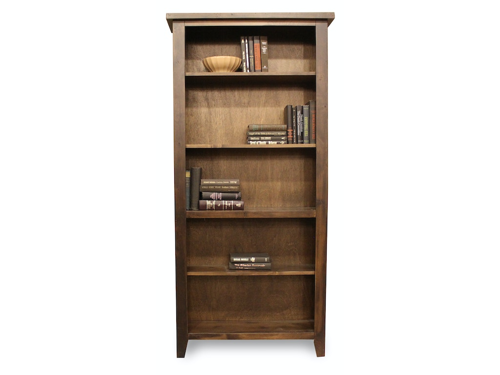 Aspenhome Home Office Alder Grove 74 Bookcase 521230